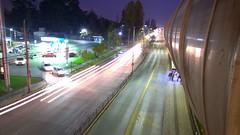 Vicua Mackena (francisco.yira) Tags: chile city longexposure santiago urban streets train nokia metro 830 lumia
