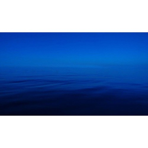Have a great #night everyone. #dark #sea #sky