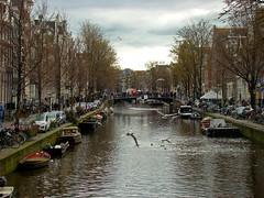 Oudezijds Voorburgwal (Gijlmar) Tags: holland netherlands amsterdam europa europe nederland holanda hollande avrupa amsterdo hollanda pasesbajos  amsterd nederlnderna pasesbaixos     nizozemsko