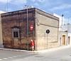 July_San_Vito_dei_Normanni_14 (Cosimonsson) Tags: street old grandma red woman strada oma provincia nonna divieto paese accesso signora brindisino
