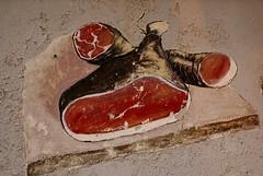 jambon (Elise Blanchard) Tags: pictures photo photographie photos corse picture ham dessin jambon photographe viande photographies eliseblanchard