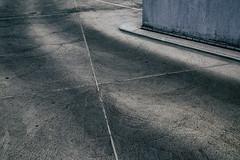 Parking deck (glasseyes view) Tags: texture traces edge curve lanes parkingdeck glasseyesview
