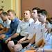 Az Ifjúsági Kereszténydemokrata Szövetség nyári táborában tartott nemzetpolitikai kerekasztal-megbeszélés Kisvárdán