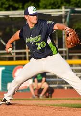 Jordan Schwartz (lakemonsters2015) Tags: vermont lake monsters vermontlakemonsters jordan schwartz jordanschwartz pitcher