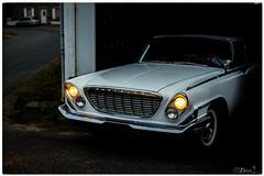 De sortie (Brice L) Tags: chrysler car collection newyorker