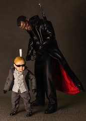 Sunglasses. Give 'Em Back. (Dennis Valente) Tags: sunglasses toy actionfigure kid doll vampire sword blade hdr articulated kitbash 2016 posable 32bit toyphotography articulating 16scale sixthscale playscale isobracketing worldbox lakor 5dsr sixthscalephotography takehappinesshome