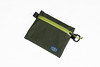 Flat Pouch Green 03 (Imagery Bags) Tags: zipper ykk waterresistant flatpouch drypouch