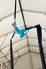 Evgeniya Kiyanenko (Jul Chitay) Tags: aerial aerialist sport dance flexibility aerialarts arts high aerials woman girl