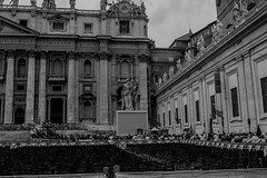 Century (Raffaele_82) Tags: life light italy vatican rome history monochrome canon eos photo view picture pancake 24mm monuments past sanpietro storia beatifull