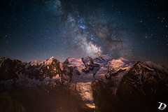 Open your eyes DeschampsDamien (Damien DESCHAMPS) Tags: stars milkyway alps mountains montblanc chamonix chamonixmontblanc nightphotography photography photo nikon landscape nightscape long exposure 28mm wild nature freedom world space light lightpollution adventure dreams life rock ice snow sky