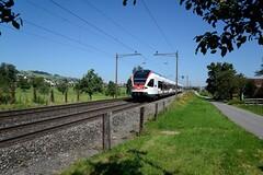 Boswil (christianbarmettler) Tags: eisenbahn sbahn sbb boswil
