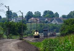 Attal mh Ka fel (Arnold Laszlo) Tags: vast vonat mv vastpts train track