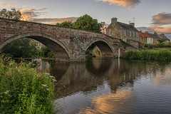 River Tyne Haddington East Lothian (Colin Myers Photography) Tags: sunset church st colin night river photography twilight tyne east marys saintmarys lothian stmarys myers haddington eastlothian colinmyersphotography wwwcolinmyerscom