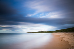 Impotent (aljones27) Tags: dunstanburgh northumberland northumbria cost castle englishheritage nationaltrust ruins derelict decay important powerless sea coastal coastline sky cloud longexposure bigstopper lee filters filter