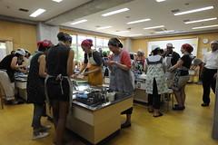 160809-N-LV456-066 (Fleet Activities Yokosuka) Tags: yokosuka japan culturalexchange cooking communityrelations curry gyoza suwaelementary