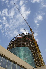 The Sofitel, New Addition to Riyahs Skyline II Aug-13-16 (Bader Alotaby) Tags: sofitel nikon d7100 riyadh skyscraper skyline cityscape nightscape ruh photography ksa gcc art architecture leed kafd sunset blue hour amazing 18200 1116 sigma samyang 8mm tokina supertall megatall cma hok kkia dxb dubai uae doh doha qatar bahrain manamah burj khalifah downtown city center modern rafal kempinski hotel flamingo sculpture chicago illinois usa travel summer loop central cta ord ny jfk kfnl kapsarc