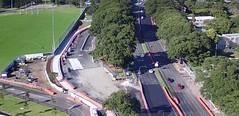 CBD & South East Light Rail - Update, 1 August 2016 (john cowper) Tags: cselr anzacparade moorepark deviation alignment sydneylightrail transportfornsw infrastructiure sydney newsouthwales