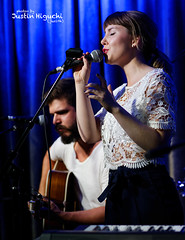 Hillary Capps 07/16/2016 #7 (jus10h) Tags: hillarycapps hotelcafe hollywood losangeles california live music concert tour gig debut event performance venue photography nikon d610 2016 justinhiguchi