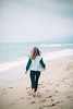 The sound of crying (Sator Arepo) Tags: beach canon 85mm overcast running shore blonde 5d footsteps 12 runaway markii
