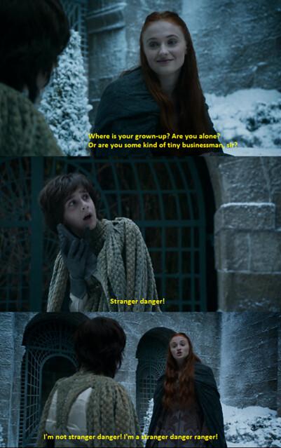 Unbreakable Sansa Stark