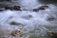 rocky coast (**Hu) Tags: coast taiwan kaohsiung  rockycoast