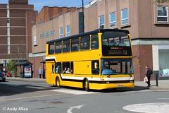Midland Classic 55 YN54OAG (Andy4014) Tags: bus classic midland burton scania stevensons swadlincote omnidekka yn54oag