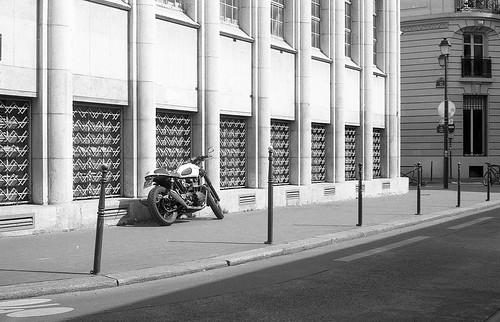 Triumph in Paris