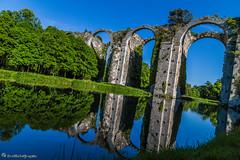 Vieil Aqueduc (kromatographe) Tags: ruine aqueduc vauban maintenon