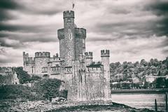 Blackrock Castle (dorameulman) Tags: ireland blackandwhite castle outdoor cork atmospheric blackrockcastle dorameulman