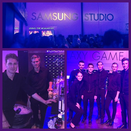 Sweet dreams from the team at the Samsung Studio tonight! Premiere party for the movie #Eden #movies #hollywood #housemusic #eventfam #events #eventlife #EventEleven #TheFoodMatters #galaxylife #samsung #servers #girlboss #werk #200ProofLA #200Proof