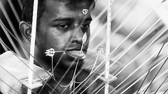 Thaipusam Singapore (ale neri) Tags: street portrait people blackandwhite bw asian singapore indian streetphotography hindu hinduism thaipusam kavadi aleneri alessandroneri