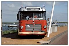 Scania-Vabis B5658 / 1966 (Ruud Onos) Tags: scaniavabis b5658 1966 scaniavabisb56581966 be5907 nationale oldtimerdag lelystad nationaleoldtimerdaglelystad ruudonos oldtimerdaglelystad havhistorischeautomobielverenigingnederland