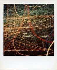 If Jackson Pollock had an SX-70... (tobysx70) Tags: new york city light toby ny abstract motion blur film night painting polaroid sx70 photography movement nocturnal time trails an jackson illuminated if instant had pollock hancock zero impressionist tz timezero