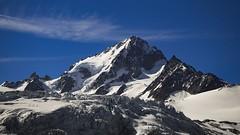 Le Chardonnet, North face, ridge, spur and gullies ! Face Nord du Chardonnet ! (Claude Jenkins) Tags: snow france clouds glacier neige nuages chamonix montblanc alpinisme icefall hautesavoie chardonnet sracs