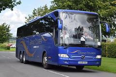 BJ16KXO  Shearings (highlandreiver) Tags: bj16kxo bj16 kxo shearings holidays coaches mercedes benz tourismo bus coach gretna green scotland scottish