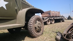 LOGISTICS (71B / 70F ( Ex Jibup )) Tags: warpeace military tank vehicle jeep truck war destruction fighting restored camouflage tracked wheeled gun weapon wwii armour freedom conflict