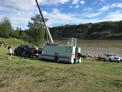 Raft race 2016 (jasonwoodhead23) Tags: edmonton sourdough raft race alberta river