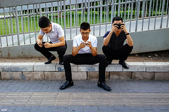 Moment To Live (unTed) Tags: china street city people color 28mm snapshot beijing streetphotography samsung documentaryphotography