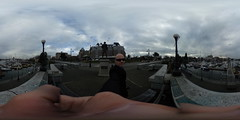 victoria bc 360 (ThisIsMeInVR.com) Tags: samsung 360 virtual reality ricoh vr oculus spherical 360vr