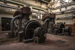 Steam Engines (Camera_Shy.) Tags: old urban mill abandoned vertical compound factory steam warehouse engines disused inverted exploration tobacco