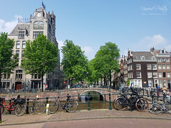 A Sunny Saturday in Amsterdam using Samsung S7 camera phone