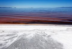 Great Salt Lake at Rozel Point