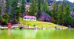 Banjosa Lake (AQAS) Tags: kashmir heaven streams mountains rivers waterfall landscape valley pakistan beautiful scenery village heavenlybeautiful nature river neelum lake banjosa ajk