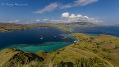 Komodo (kingamesaros) Tags: komodo laba indonesia seascape lawa darat seaside coast beach reef outdoor sea nusa tenggara