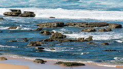 Waves and rocks at Shelly Beach (Merrillie) Tags: nikon nature water d5500 nswcentralcoast newsouthwales sea nsw beach centralcoastnsw shellybeach rocks photography landscape outdoors waterscape waves centralcoast seascape australia
