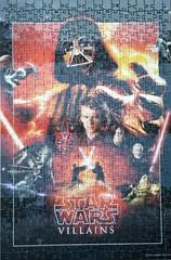 Star Wars - Villains (sci-fi-fan) Tags: puzzle lupu 3deffekt starwars filmtv