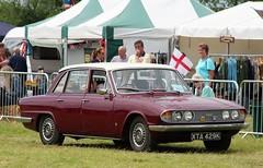 XTA 429K (2) (Nivek.Old.Gold) Tags: 1972 triumph 2000 mk2 auto