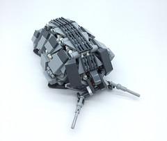 LEGO Mech Sow bug_01 (ToyForce LEGO Mecha) Tags: lego robot robots mecha mech mechanic legomech legomoc