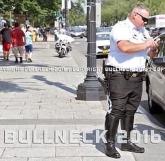 USPP, July '16 -- 20 (Bullneck) Tags: summer americana washingtondc federalcity cops police heroes uniform macho toughguy biglug bullgoons uspp usparkpolice motorcops motorcyclecops motorcyclepolice breeches highandtight boots gun
