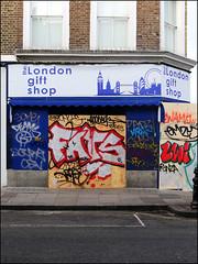 Fats (Alex Ellison) Tags: westlondon urban graffiti graff boobs nottinghillcarnival2016 fats bms